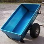 ATV vagn